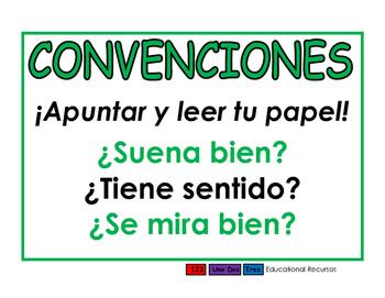 Convenciones verde