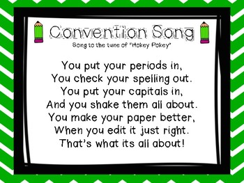 Convention Song