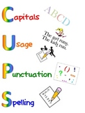 Conventions Anchor Chart