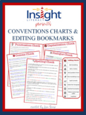Conventions Charts and Editing Bookmarks