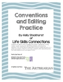 Conventions & Editing Practice