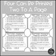 Conventions Exit Tickets or Exit Slips