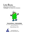 Conventions- Response Journals for Intermediate Learners