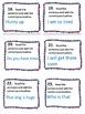ELA Task Cards