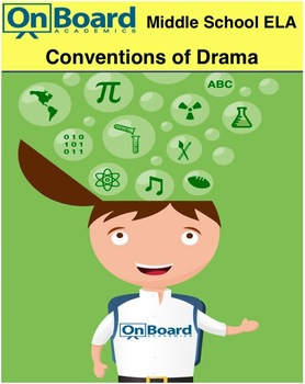 Conventions of Drama-Interactive Lesson