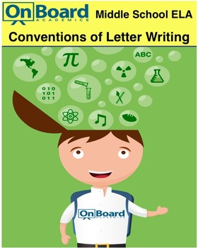 Conventions of Letter Writing-Interactive Lesson