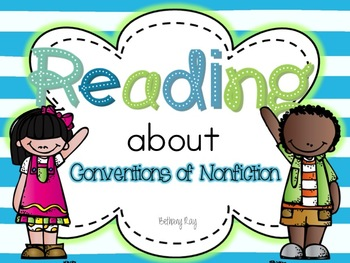 Conventions of Nonfiction in Reading