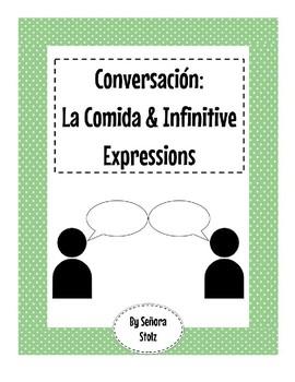 Conversacion: Food Vocab and Infinitive+Verb Expressions