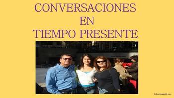 Conversaciones en Tiempo Presente / Conversations in Prese