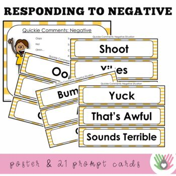 Conversation Skills ~ Responding To Others {k-5th Grade or Ability}
