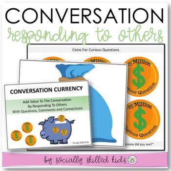 Conversation Activity and Visuals