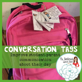 Bilingual Conversation Backpack Tags: Single User License