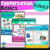 Conversation Skills Bundle 1 for Autism | Turn-Taking | Ma