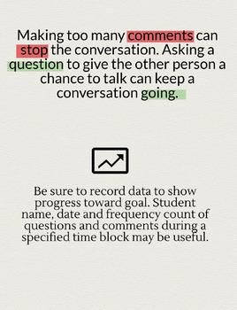 Conversation Bead System