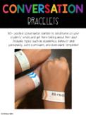 Conversation Bracelets