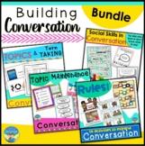 Conversation Bundle 2   Turn-Taking   Maintenance   Exchanges   Perspectives