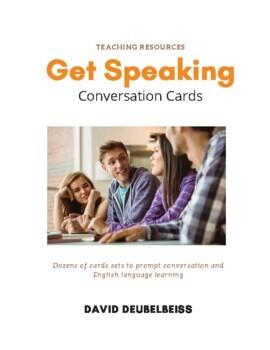 """""""Get Speaking"""" Conversation Cards"""