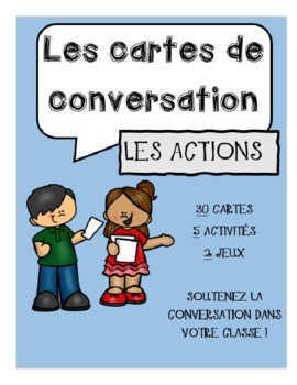 Conversation Cards - Actions
