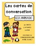 Conversation Cards - Animals