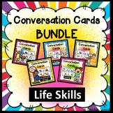 ESL Conversation Starters BUNDLE:  Life Skills