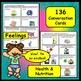 ESL Activities: Conversation Cards BUNDLE Life Skills