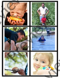 Conversation Cards: Special Needs, Speech Therapy, or for