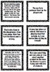 Bullying Conversation Cards - Elementary and Middle School