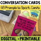 Conversation Starter Cards | Conversation Cards