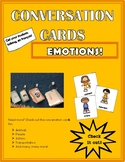 Conversation Cards - Emotions