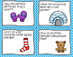 Conversation Cards/ Expressive Language Practice/ January