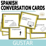 Gustar Speaking Activity Conversation Cards