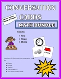 Conversation Cards - Math Bundle