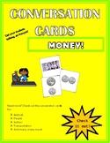Conversation Cards - Money