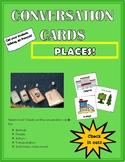Conversation Cards - Places