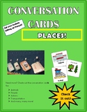 Conversation Cards - Places