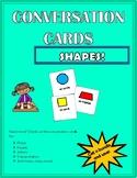 Conversation Cards - Shapes