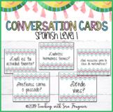 Conversation Cards - Spanish Level 1