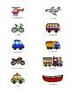 Conversation Cards - Transportation