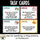 Animals Conversation Task Cards