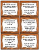 Back to School, Conversation Cards and Comics, Fall Theme, Social Skills