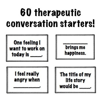Conversation Cards for Communication in Counseling: REBT, CBT