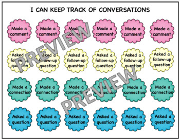 Conversation Cards for Data Tracking