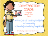 Conversation Cards for Language Development:  WIDA ACCESS