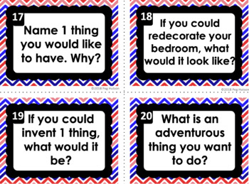 Conversation Cards with Strategies for Fluency, Language, Artic and Voice