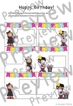 Conversation Cartoons HOLIDAY AND CELEBRATION EDITION