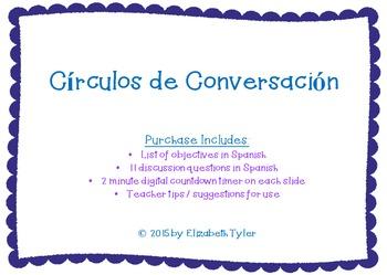 Conversation Circles / Círculos de Conversación