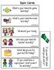 Conversation Clips: Visuals to Teach & Practice Conversational Turns