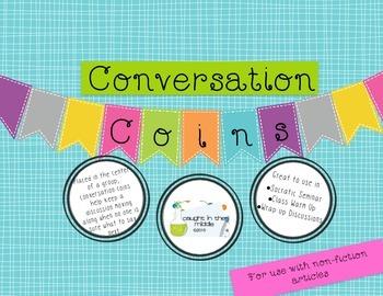 Conversation Coins