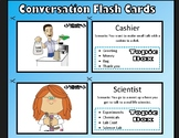 Conversation Flash Cards - Autistic Children Conversationa