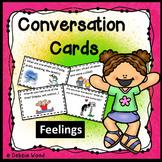 ESL Conversation Activities:  Feelings